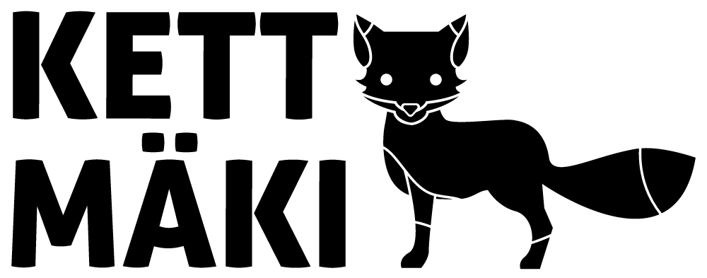 Kettumäen Kansanpuisto logo